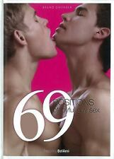 69 Positions of Joyful Gay Sex by Mischa Gawronski (2012, Hardcover, Special)