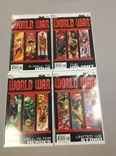 WORLD WAR III #1 2 3 4 FIRESTORM SHAZAM BLACK ADAM WONDER WOMAN COMPLETE RUN DC