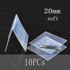 Soft 2.0mm Dental Lab Splint Thermoforming Material Vacuum Forming 10pcs