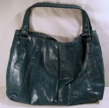 Womens Handbag, Large Gree Tote Bag, Laptop Office Files Carry Case, Shopper Bag