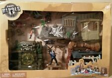 True Heroes Pirate Island and Cave - NEW - Play Set