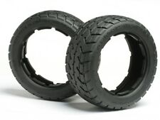 HPI 4837 - TARMAC BUSTER TIRE M COMPOUND 170x60mm BAJA 5B FRONT PAIR