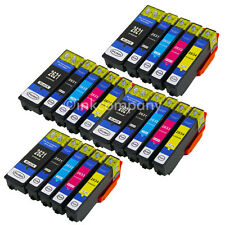 20x XL Inchiostro Cartucce per Epson Expression XP 510 520 600 605 610 615 620 625 70