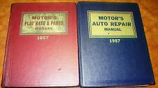 1953 1954 55 56 Motors MANUAL FORD DODGE MERCURY LINCOLN CHRYSLER CHEVY CADILLAC