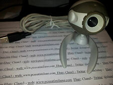Webcam DC-2110  per pc e notebook oK x MSN Live Messenger  Skype web cam
