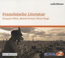 Radiowissen-Literatur - Französische Literatur