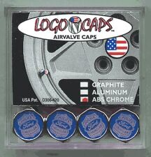 NOS FORD POLICE VEHICLES VALVE STEM CAPS -- SSP MUSTANG TAURUS CROWN VICTORIA