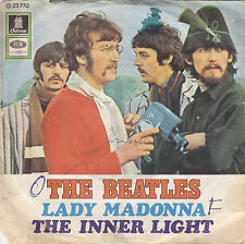 "Single 7"" the Beatles ""Lady Madonna/the Inner Light"""