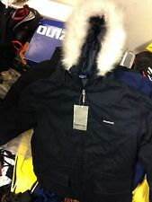 LADIES PARKAS REEBOK IN SIZE 10 OR 12 UK NAVYAT £28