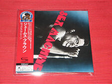 JAMES BROWM Sex Machine  JAPAN MINI LP SHM CD