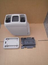 Dodge Grand Caravan Chrysler Town & Country VW Routan Center Console Gray NEW