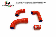 MANICOTTI TUBI FIAT UNO TURBO 1400 SILICONE HOSE INTERCOOLER FOR UNO TURBO
