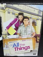 Tagalog/Filipino DVD: Of All The Things