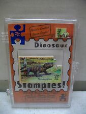 STAMPLES WOOD WORLD'S SMALLEST MINI JIGSAW PUZZLE POSTAGE STAMP COLLECTIBLE