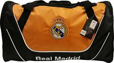 Real Madrid FC Soccer Core Structured Duffel Bag  Backpack  Cinch Bag Sack