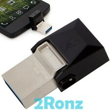 Kingston MicroDuo 3.0 OTG 64GB 64G USB 3.0 Flash Drive Tablet Mobile PC Android