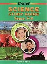Excel Years 7-8 Science Study Guide by J. Stamwell (Paperback, 2005)