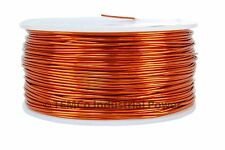 Magnet Wire 21 AWG Gauge Enameled Copper 200C 1lb 395ft Magnetic Coil Winding