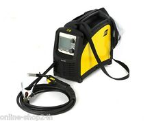 NEW Welder ESAB Caddy Mig c200i   FREE TRANSPORT