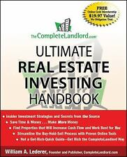 The CompleteLandlord. Com Ultimate Real Estate Investing Handbook by William...
