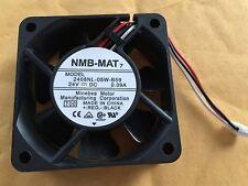 NMB-MAT FAN 2408NL-05W-B59 24V 0.09A ,3 Wire
