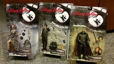 McFarlane 3 Sleepy Hollow Figures Headless Horseman, Crone & Ichabod Crane MIP