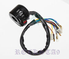 YAMAHA RX100 HANDLE SWITCH LIGHT DIMMER TURN SIGNAL HORN LH RX RS100 RX125  RXS