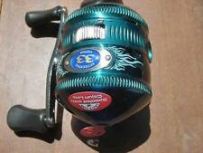 New Authentic Zebco 33 Custom Spincasting Reel - Midnight (Blue) Spincast Reel