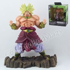 "Banpresto Dragonball Dragon Ball Kai Broly 25cm/10"" PVC Figure In Box New"