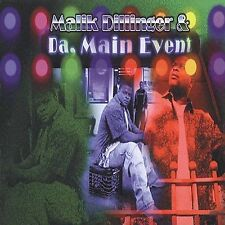 Da Main Event [PA] by Malik Dillinger (CD, Sep-2001, Viva Discos International)