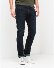 Lee® LUKE Slim Tapered Stretch Jeans/Raven Blue - 34/32  NEW SS17!