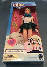 "2001 Sailor Moon 11.5"" Deluxe Adventure Doll Sailor Neptune NEW IN BOX RARE"