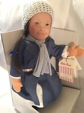 Kathe Kruse Lolle Elke Doll.  Made in Germany Rare Dolls Brand new In Box!!