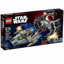 Lego Star Wars 75150 Vader's TIE Advanced vs. A-wing Starfighter