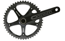 SRAM TRUVATIV OMNIUM 165mm 48T BLACK TRACK CRANKSET W/ GXP BOTTOM BRACKET BB