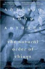 Antunes, Antonio Lobo: Natural Order of Things by António Lobo Antunes (2001,...