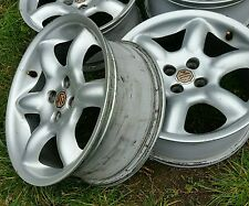 7x16 Alufelgen Rover MG F RD TF Mini Cooper Fiat Alfa Spoke Hi Power Lotus
