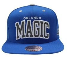 NBA Mitchell Ness Orlando Magic reflectante & Snapback Cap-nuevo-Talla