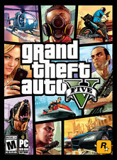 NEW Grand Theft Auto V GTA V game download code + $1.2M Pre-Order bonus (PC)