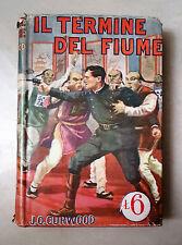 IL TERMINE DEL FIUME SONZOGNO 1930