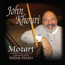 Mozart: Keyboard Works on Eighteenth Century Pedal Piano [CDRP] (CD,...