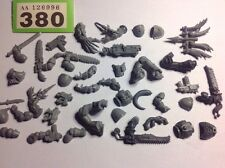 Warhammer 40K Chaos Space Marines Multiple Weapons, Torso, Spike Bits Parts #380