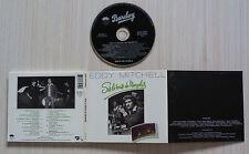 CD ALBUM DIGIPACK  SUR LA ROUTE DE MEMPHIS - MITCHELL EDDY 12 TITRES 2012