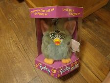1998 TIGER ELECTRONICS--ELECTRONIC GRAY FURBY (NEW)