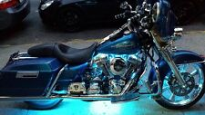Motorcycle Neon Accent Glow Kit, 207 LEDs, 13 Flexible Strips w/Remote