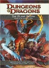 DUNGEONS & DRAGONS A PLANE BELOW ROLEPLAYING BOOK BRAND NEW & SEALED CHEAP!!