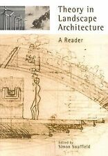 Penn Studies in Landscape Architecture: Theory in Landscape Architecture : A...