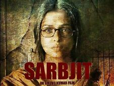 Sarbjit DVD (Aishwarya Rai, Randeep Hooda, Richa Chadda) 2016