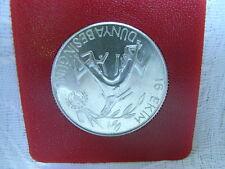 FAO MÜNZE TÜRKEI 1500 LIRA 1981 AUS SILBER 925-ER