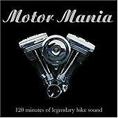 Various - Motor Mania-120 Minutes of Legendary Bike Sou/Digi - CD NEW